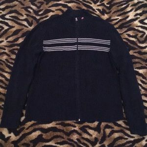 Polo Jeans Co. Ralph Lauren Zip Up Blue Size XL